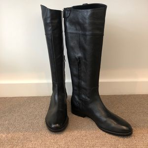 Ralph Lauren Leather Riding Boot